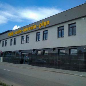 PRIM: budova